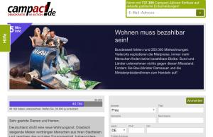 Bundestag: 45 Minuten für eine neues Mietrecht