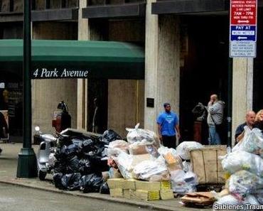 Wohin mit dem ganzen Müll?