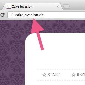 Shia proudly presents: Cake Invasion goes responsive!