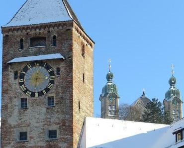 Sonne, Mord und Totschlag in Landsberg am Lech
