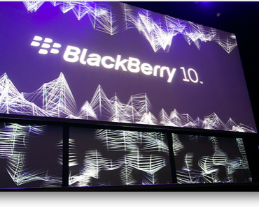 Blackberry Event 2013