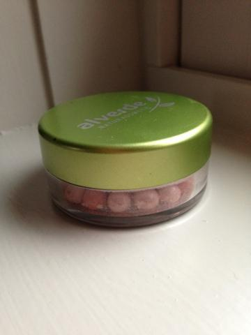 Alverde - Mineral Blush Pearls - 10 Fantastic Toffee