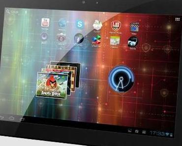 Prestigio MultiPad - 10,1 Zoll für 230 Euro