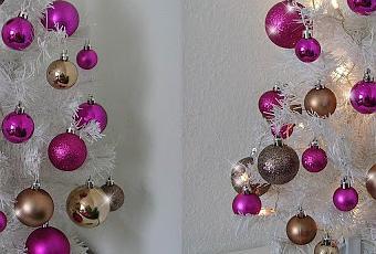 mein weihnachtsbaum klein aber fein. Black Bedroom Furniture Sets. Home Design Ideas