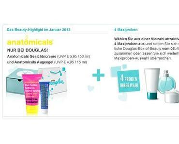 [Vorschau] Douglas Box of Beauty Januar 2013