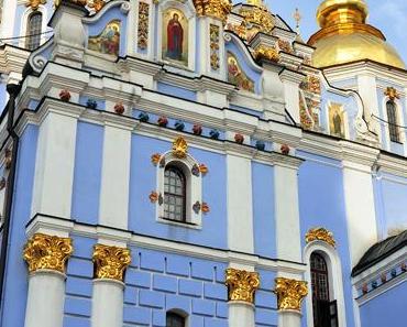 Zu Gast im zweitgrößten Land Europas - der Ukraine