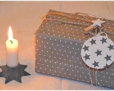 Geschenke verpacken - free printable