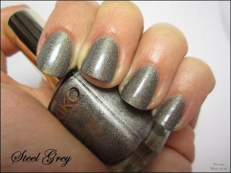 Kiko - Steel Grey