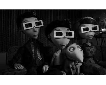 """Stop-Horroranimation """"Frankenweenie"""" von Tim Burton"""
