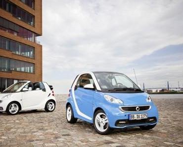 smart auf der Vienna Autoshow 2013