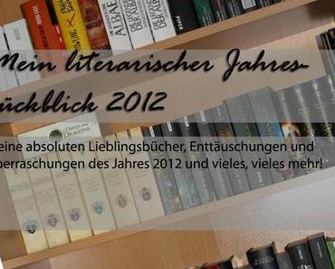 Mein Jahresrückblick 2012