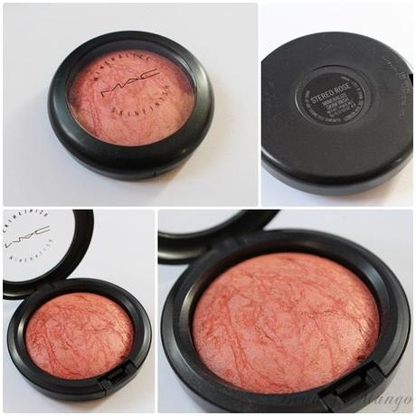 Mac Apres Chic Collection - Stereo Rose ♥