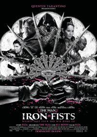 The Man with the Iron Fists_Hauptplakat