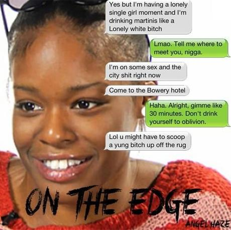 Angel Haze – On The Edge (Azealia Banks Diss) [Stream x Download]