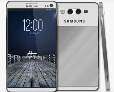 Samsung Galaxy S4 - Erstes Bild aufgetaucht