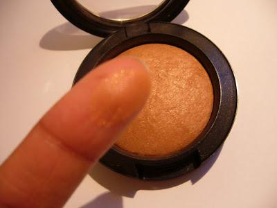 MAC Après Chic | Alpine Bronze Blush + Swatch