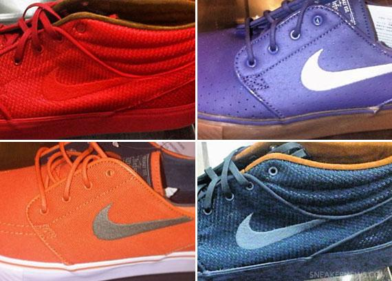 Nike Zoom Stefan Janoski SB – 2013 Preview