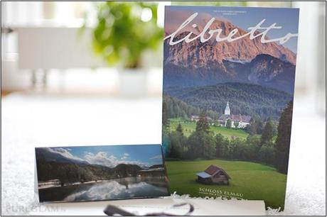 Schloss Elmau - Leading Hotels of the World - Einladung