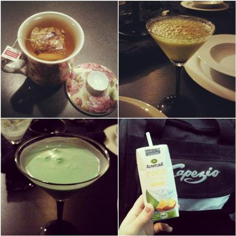 What I ate and drink ^^