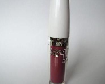 Maybelline Super Stay 14hr Lipstick - Persistantly Pink