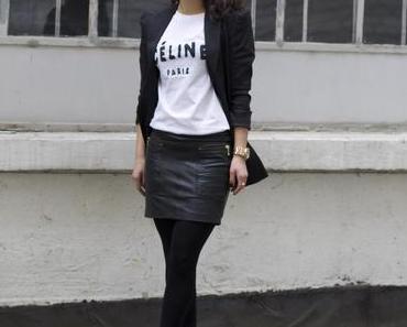 Black & Leather