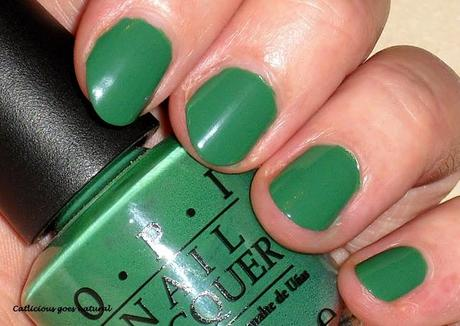 OPI Don´t Mess With OPI meets ZOYA Gilty [NotD]