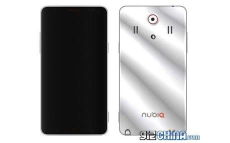 leaked images of 8-core Nubai z7 with 6.3-inch display