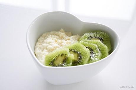 Hirsen Porridge Rezept