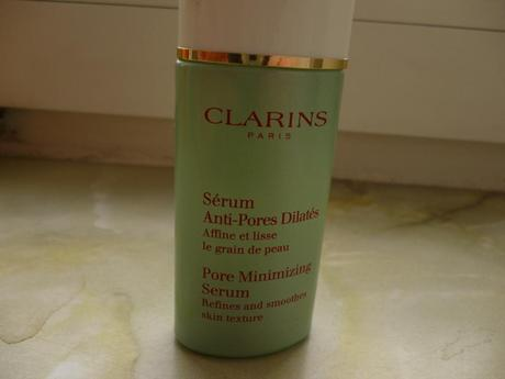 review clarins s rum anti pores dilat s. Black Bedroom Furniture Sets. Home Design Ideas