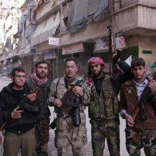 japanischer Terrorist in Aleppo