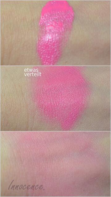 Ein Barbie-Traum- NYX Cream Blush in hot pink