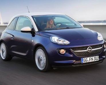 Opel auf der Vienna Autoshow 2013