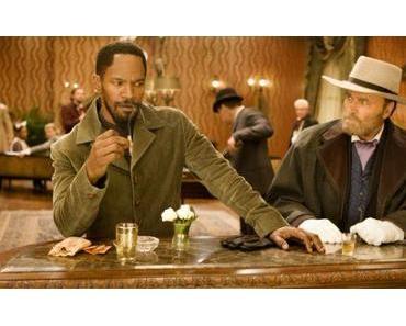"""Quentin Tarantino zeigt """"Django Unchained"""""""