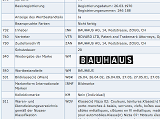 Baumarktkette mahnt Bauhaus-Studenten ab