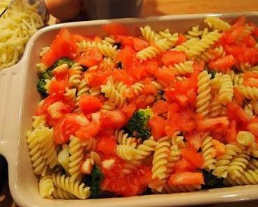 Januar Blues, Ferienplanung und Brokkoli-Pasta-Auflauf