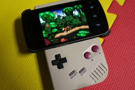 Alpinedelta Gameboy Android Gamepad