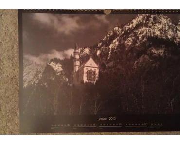 [Review] Pixum Fotokalender