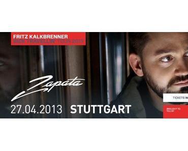 FRITZ KALKBRENNER live @ Zapata Stuttgart! (+ kostenloses Mixtape)