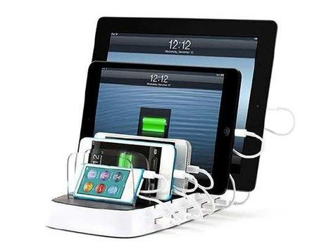 CES 2013 in Las Vegas – iPad Powerdock von Griffin