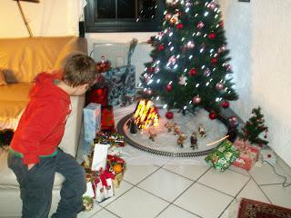 Vom Weihnachtsmann , dem Christkind und dem Jesuskind