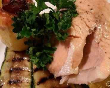 gefüllte Kartoffeln nach einer Idee von Jamie Oliver