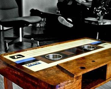 Den will ich haben: der Cassette-Tape-Coffee-Tisch