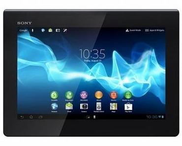 Sony Xperia Tablet S – ein leistungsstarker Android Tablet