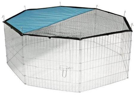 kaninchen freilaufgehege einsatzgebiete. Black Bedroom Furniture Sets. Home Design Ideas