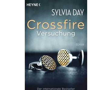 Rezension: Crossfire -Versuchung Band 1 von Sylvia Day