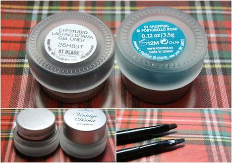 Getestet: essence Vintage District LE (Swatches, Amu, Nageldesign)