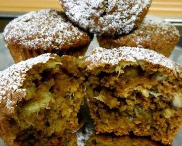 Kaffee-Bananen-Muffins