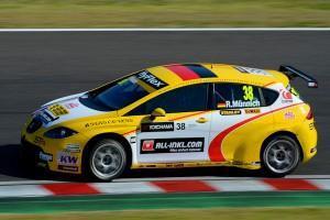Münnich Motorsport bestätigt jetzt auch die Teilnahme an der WTCC