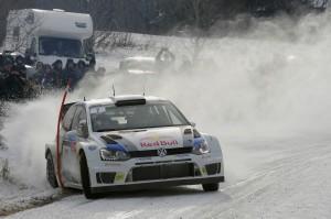 Rallye Monte Carlo: Überzeugender Einstand von Volkswagen