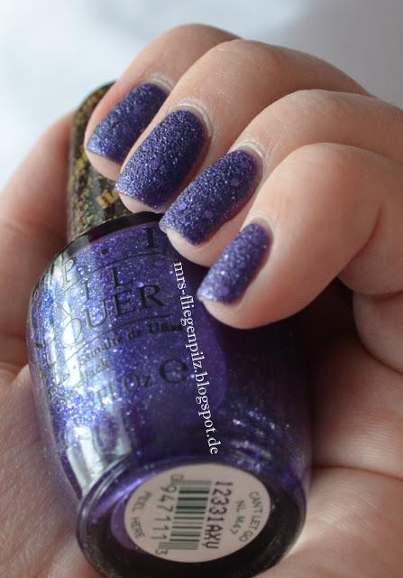 OPI Can't Let Go (Mariah Carey Collection)